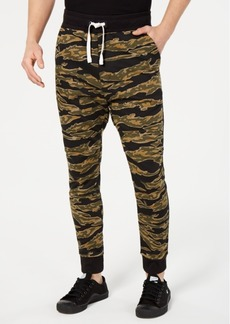 G Star Raw Denim G-Star Raw Men's Camo Sweatpants, Created for Macy's