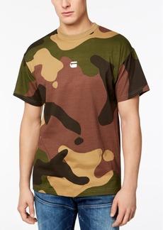 G Star Raw Denim G-Star Raw Men's Camo T-Shirt