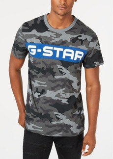 G Star Raw Denim G-Star Raw Men's Camo T-Shirt, Created for Macy's
