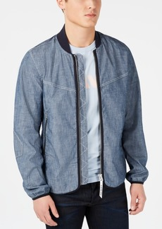 G Star Raw Denim G-Star Raw Men's Chambray Jacket, Created for Macy's