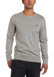 G Star Raw Denim G-Star Raw Men's Cl Guide Round Neck Long Sleeve T-Shirt