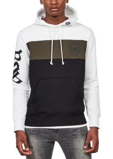 G Star Raw Denim G-Star Raw Men's Colorblocked Logo Hoodie, Created For Macy's