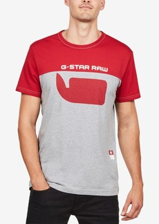 G Star Raw Denim G-Star Raw Men's Colorblocked T-Shirt