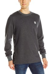 G Star Raw Denim G-Star Raw Men's Core Side Zip Sherland Sweatshirt