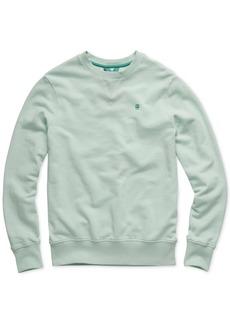G Star Raw Denim G-Star Raw Men's Core Sweatshirt, Created for Macy's