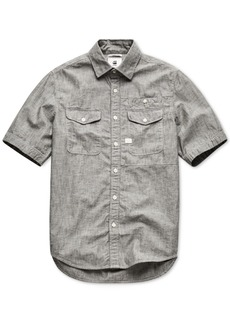 G Star Raw Denim G-Star Raw Men's Cpo Short Sleeve Shirt