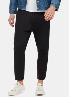 G Star Raw Denim G-Star Raw Men's Cropped Drawstring Jogger Pants