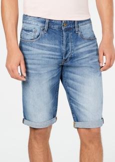 G Star Raw Denim Men's 3301 Shorts