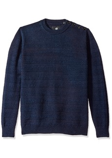 G Star Raw Denim G-Star Raw Men's Dadin Indigo R Sweater
