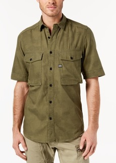 G Star Raw Denim G-Star Raw Men's Dash Camo Shirt, Created for Macy's