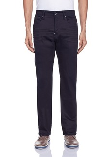 G Star Raw Denim G-Star Raw Men's Defend Straight Leg Jean in Engine Stretch Denim  36x36