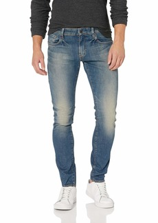 G Star Raw Denim G-Star Raw Men's Defend Superslim Fit Jean in WILS Stretch Denim  32x34
