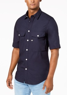 G Star Raw Denim G-Star Raw Men's Double Pocket Shirt, Created for Macy's