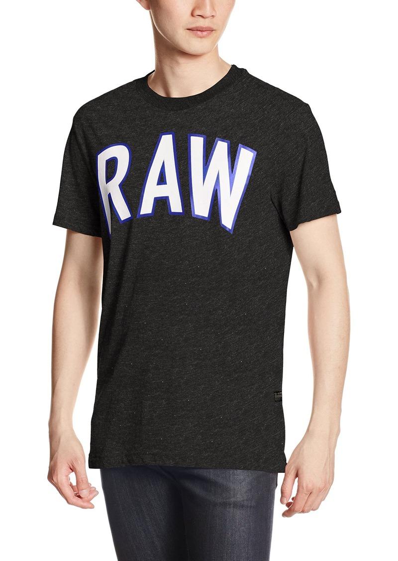 G Star Raw Denim G-Star Raw Men's Elevor Short Sleeve T-Shirt
