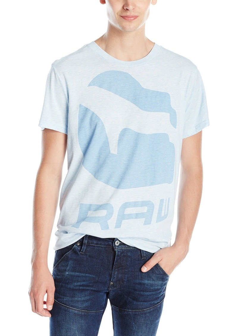 G Star Raw Denim G-Star Raw Men's Forceq Short Sleeve T-Shirt