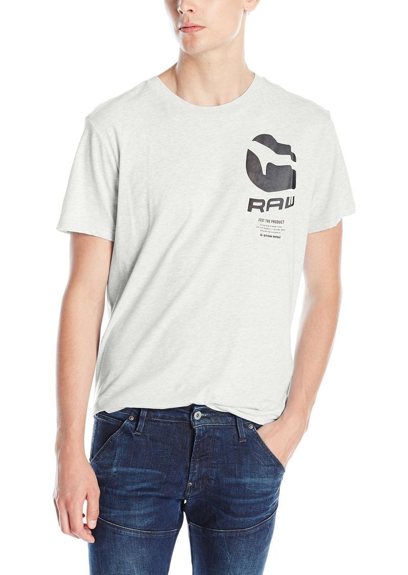 G Star Raw Denim G-Star Raw Men's Fosin Short Sleeve T-Shirt