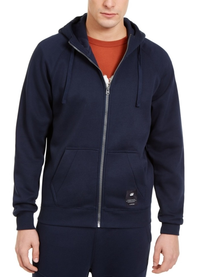 G Star Raw Denim G-Star Raw Men's Full-Zip Hoodie