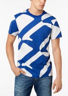 G Star Raw Denim G-Star Raw Men's Geometric T-Shirt