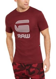 G Star Raw Denim G-Star Raw Men's Graphic 15 Logo T-Shirt