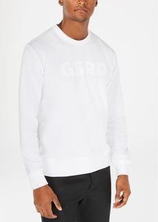 G Star Raw Denim G-Star Raw Mens Graphic Logo Fleece Sweatshirt, Created for Macy's