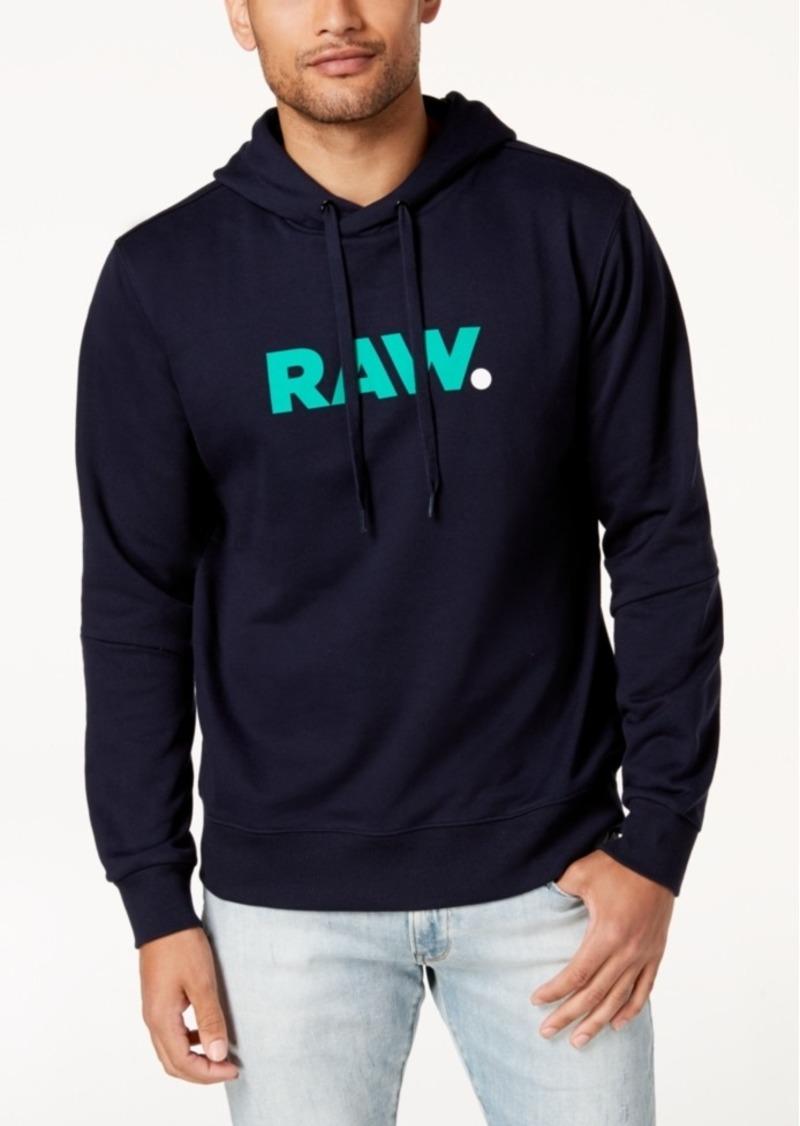 9044be77628 G Star Raw Denim G-Star Raw Men s Graphic-Print Hoodie