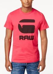 G Star Raw Denim G-Star Raw Men's Graphic Print T-Shirt