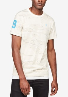 G Star Raw Denim G-Star Raw Men's Graphic-Print T-Shirt