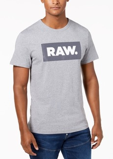 G Star Raw Denim G-Star Raw Men's Graphic-Print T-Shirt, Created for Macy's
