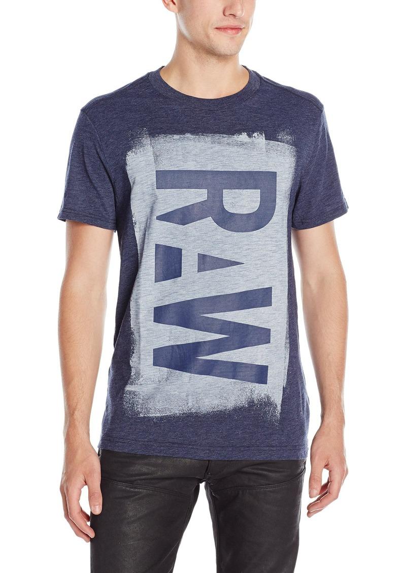 G Star Raw Denim G-Star Raw Men's Grethus Short Sleeve T-Shirt