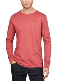 G Star Raw Denim G-Star Raw Men's Gsrd Graphic 2 Long Sleeve T-Shirt