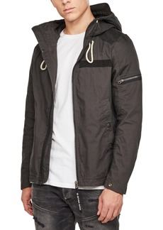 G Star Raw Denim G-Star Raw Men's Hooded Jacket, Created for Macy's