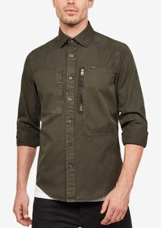 G Star Raw Denim G-Star Raw Men's Kenneth Utility Shirt