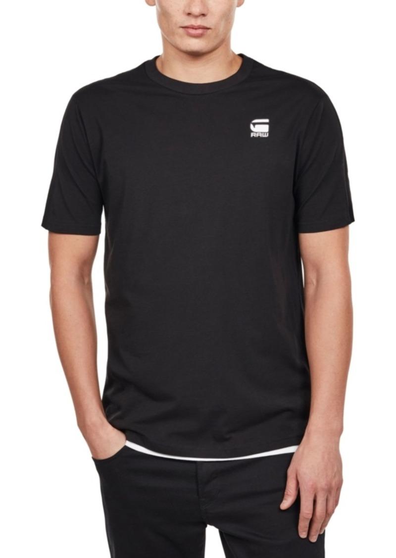 G Star Raw Denim G-Star Raw Men's Korpaz Logo T-Shirt