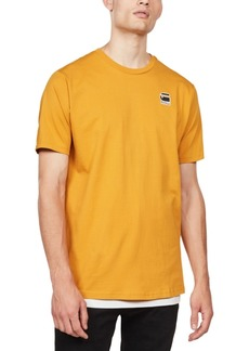 G Star Raw Denim G-Star Raw Men's Korpaz Logo T-Shirt, Created For Macy's