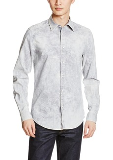 G Star Raw Denim G-Star Raw Men's Landoh Clean Shirt L/s