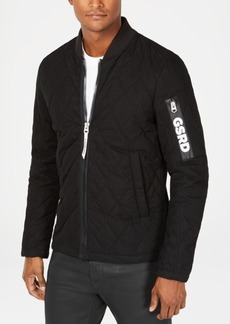 G Star Raw Denim G-Star Raw Men's Lightweight Quilted Jacket, Created for Macy's