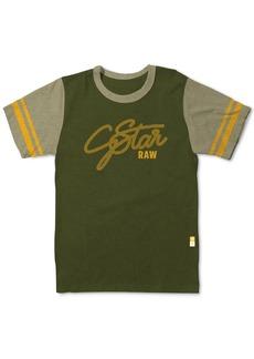 G Star Raw Denim G-Star Raw Men's Logo Graphic T-Shirt