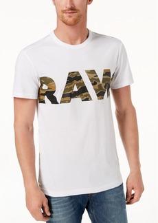 G Star Raw Denim G-Star Raw Men's Logo-Print T-Shirt