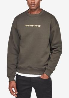 G Star Raw Denim G-Star Raw Men's Logo Sweatshirt