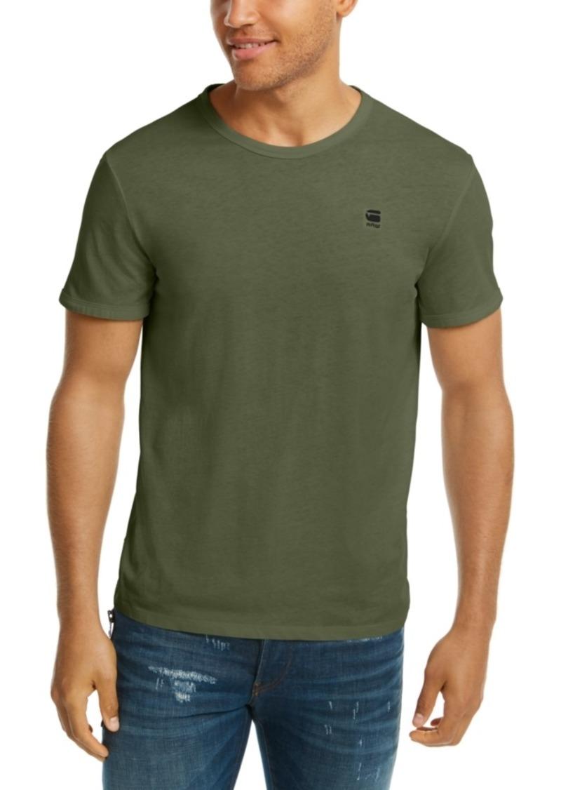 G Star Raw Denim G-Star Raw Men's Logo T-Shirt, Created for Macy's