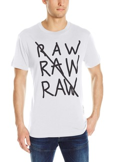 G Star Raw Denim G-Star Raw Men's Manes Regular Short Sleeve Shirt