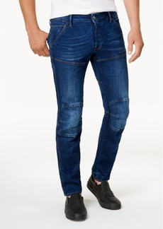 G Star Raw Denim G-Star Raw Men's 5620 Deconstructed Tapered Fit Stretch Jeans