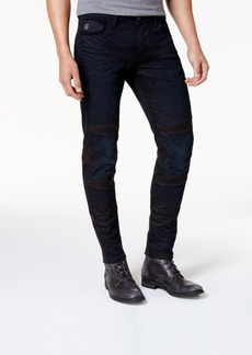 G Star Raw Denim G-Star Raw Men's Motac Deconstructed Moto Jeans