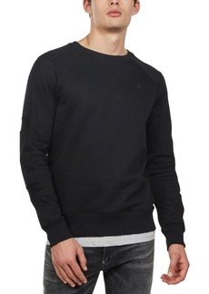 G Star Raw Denim G-Star Raw Men's Motac Slim-Fit Sweatshirt, Created For Macy's