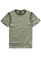 G Star Raw Denim G-Star Raw Men's Motac-x Pieced Colorblocked T-Shirt