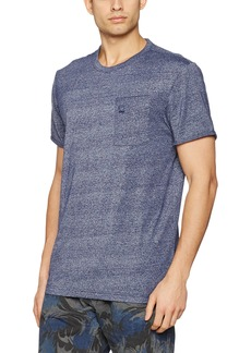 G Star Raw Denim G-Star Raw Men's Neigan Jersey Cotton Short Sleeve Pocket Tee
