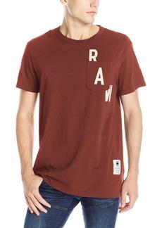 G Star Raw Denim G-Star Raw Men's Nulis R T Short Sleeve
