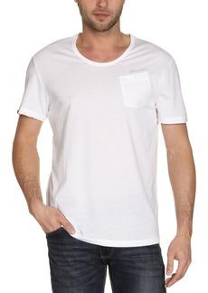 G Star Raw Denim G-Star Raw Men's NY Regular Deet RT Short Sleeve Tee Shirt