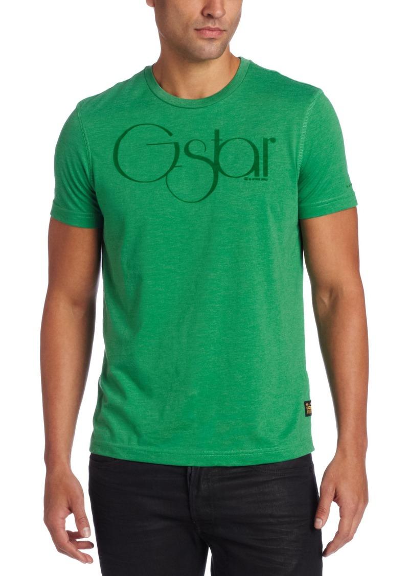 G Star Raw Denim G-Star Raw Men's NY Vent Short Sleeve Round Neck T-Shirt