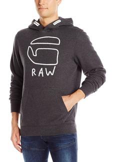 G Star Raw Denim G-Star Raw Men's Okisi Hooded Sweatshirt